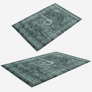 wool modern carpet rug model