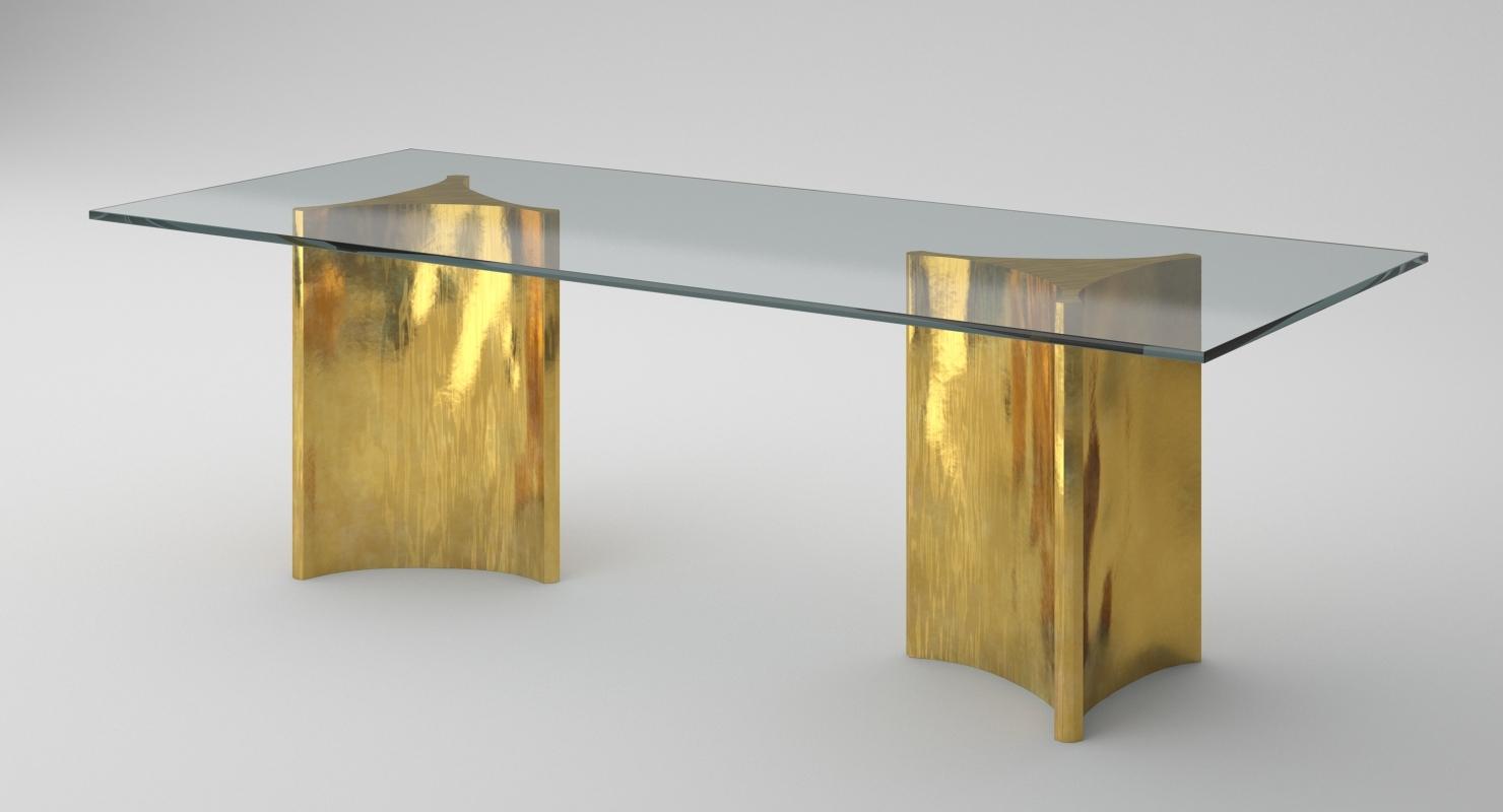 Restoration Hardware Dalton Rectangular Dining Table