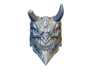 3D demon ring model