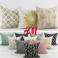 decorative pillow 3D