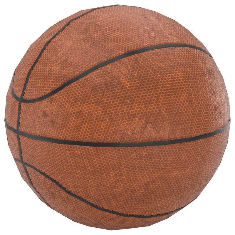 basket ball basketball model