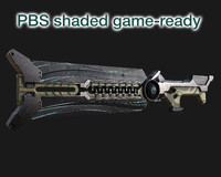 Poseidon Rifle