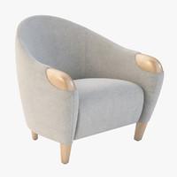 Nemschoff Photorealistic Florabella Lounge Chair