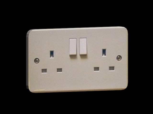 3D great power outlet