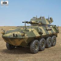 lav lav-25 25 3D model