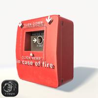 3D model alarm games