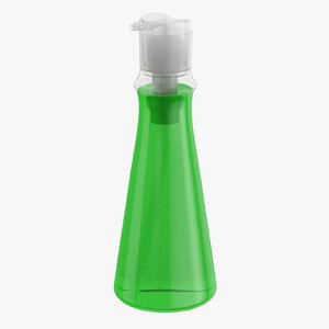 3D kitchen hand soap pump