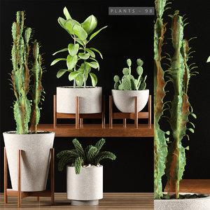 plant 98 model
