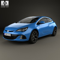 holden astra vxr model