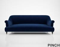 3D pinch goddard sofa model