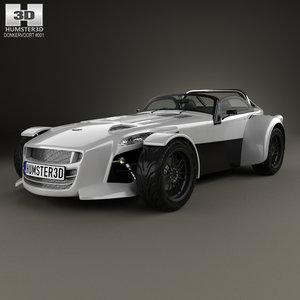 donkervoort d8 gto model