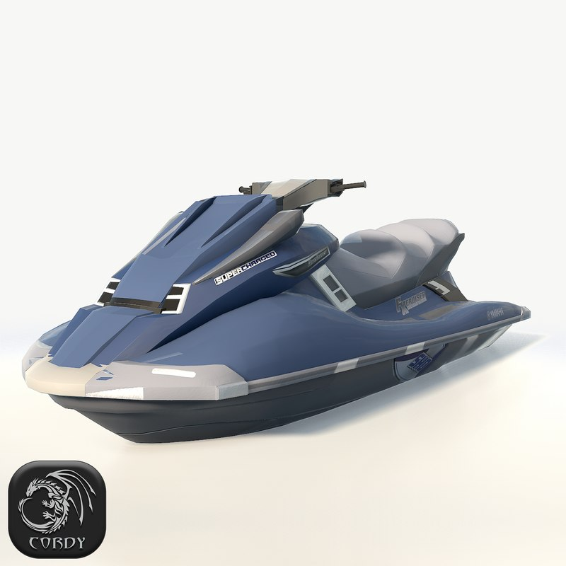 water scooter model