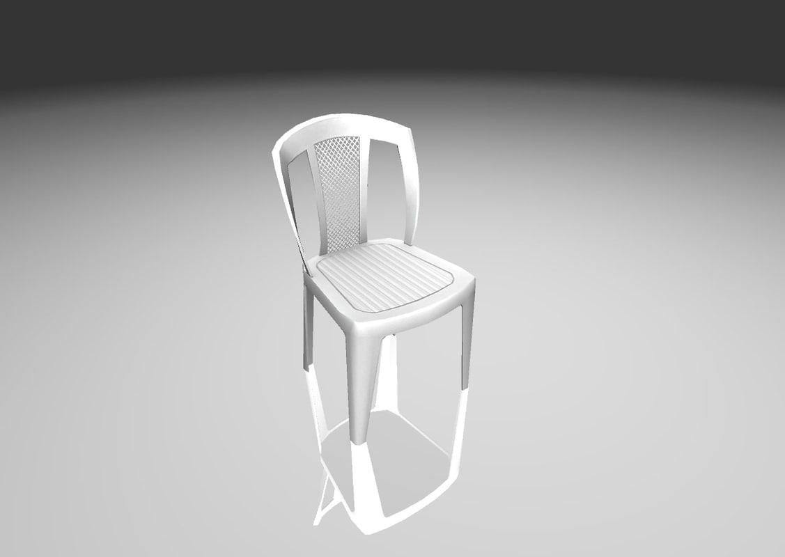 3D chair ready games