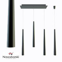 3D pendant lamp nowodvorski quebeck
