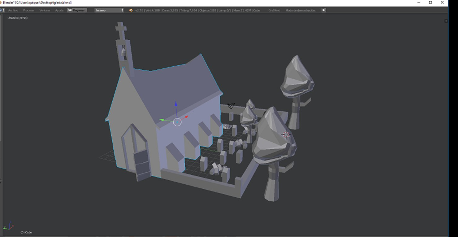 3D iglesia