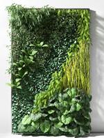 vertical garden 3 3D model