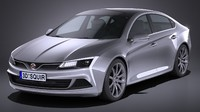 generic sedan 2017 model