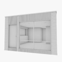micro home interior model