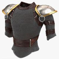 3D chain armour