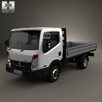 Nissan NT400 Dropside Truck 2014