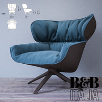 B&B Italia, Tabano chair