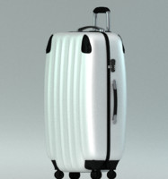 Modern Travel Suitcase