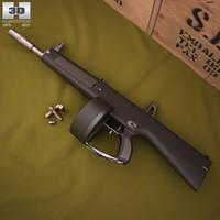 3D model aa aa-12 12