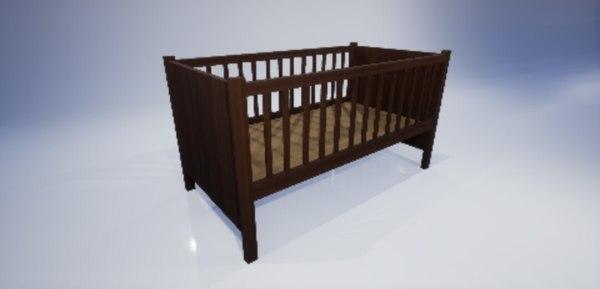 bedroom childrenbedroom model