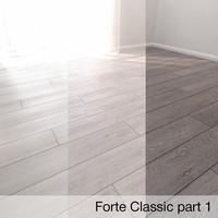 Parquet Floor Forte Classic part 1