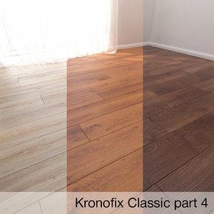 parquet floor krono model