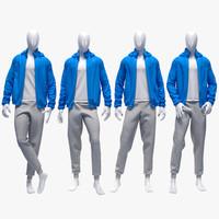 Male sport suit 4