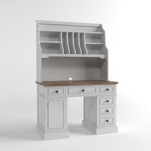 studley desk including 3D model