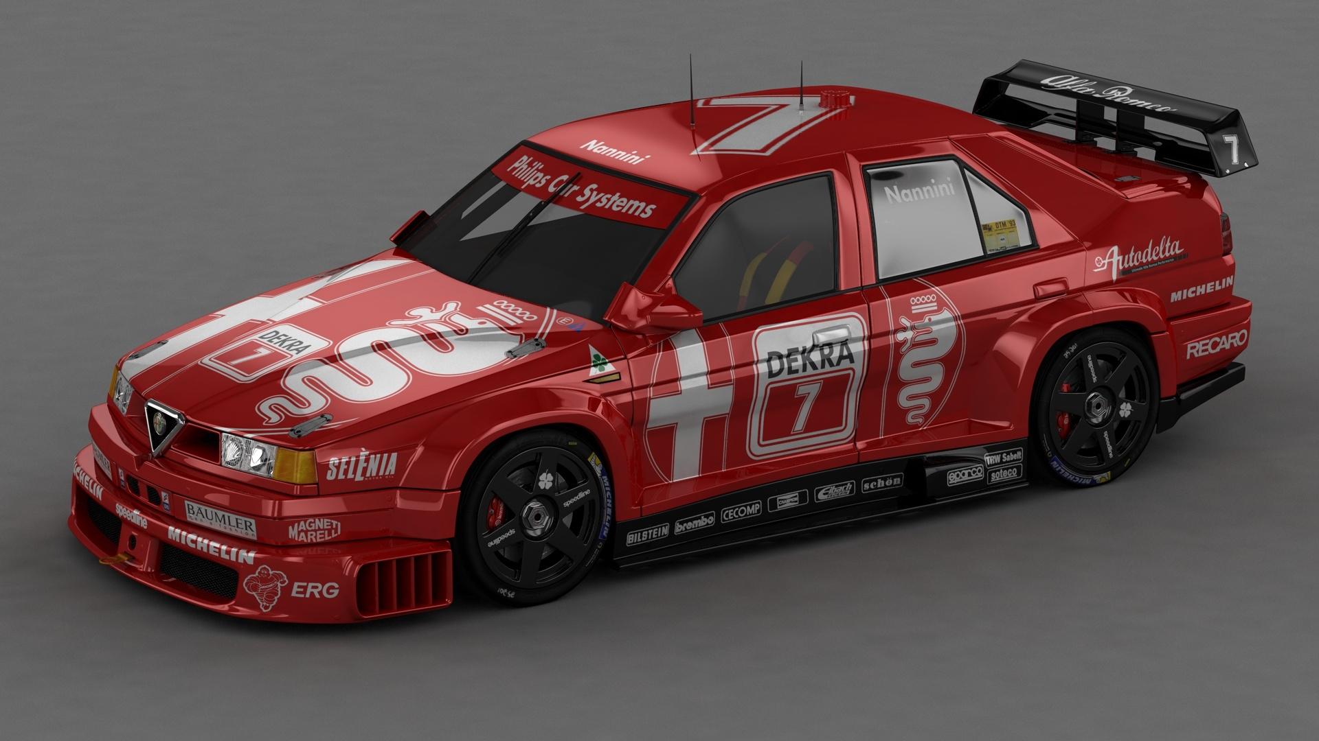 Alfa Romeo Models >> Alfa Romeo 155 V6 Ti