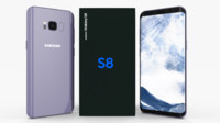 samsung galaxy s8 3D model