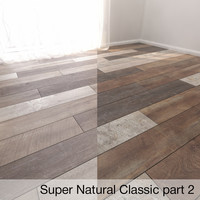 Parquet Floor Super Natural Classic part 2