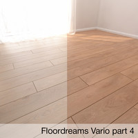 Parquet Floor Floordreams Vario Part 4