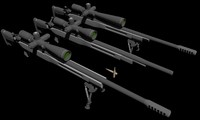 mk17-series 3D model