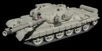 T-62 - M125