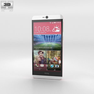 3D htc 826 desire