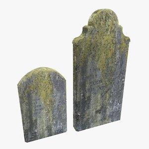 tombs moss 3D