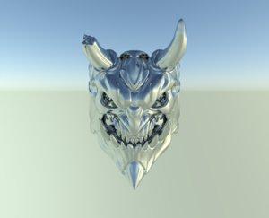 demon ring 2 3D model