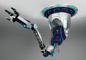 3D robotic arm