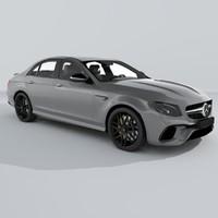 Mercedes-Benz E63 S AMG (2017)