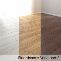 Parquet Floor Floordreams Vario part 2