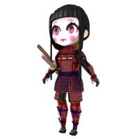 Geisha Samurai