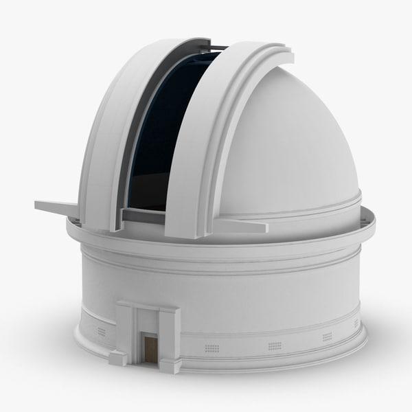 observatory---open 3D