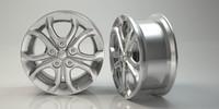rim steel 3D model