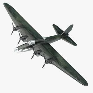 3D petljakow pe-8