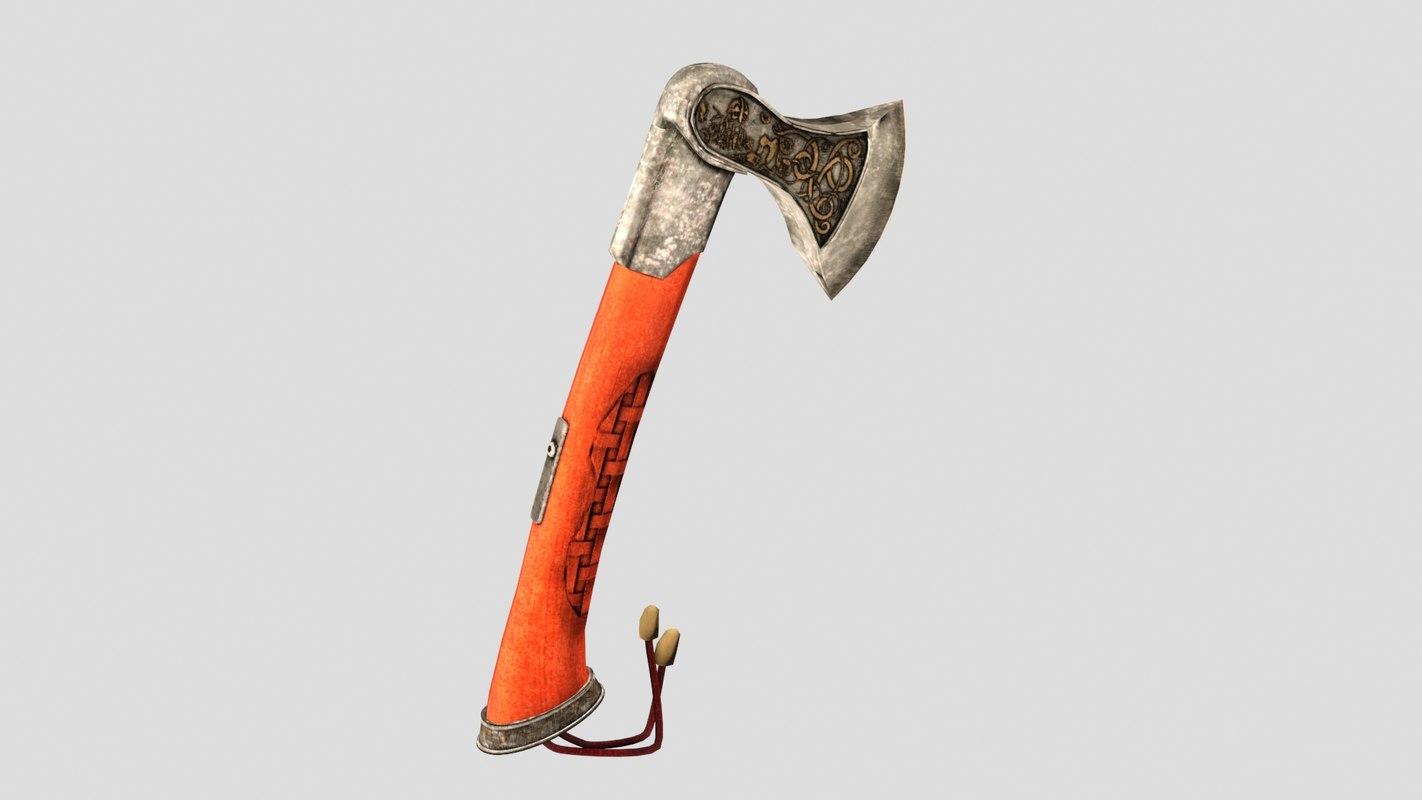viking axe model