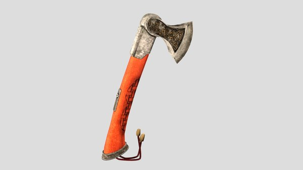 viking axe model